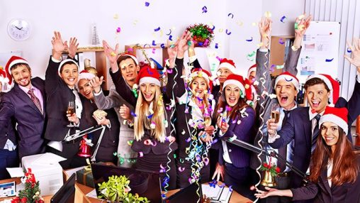 Holiday Party Photo Booth Rentals